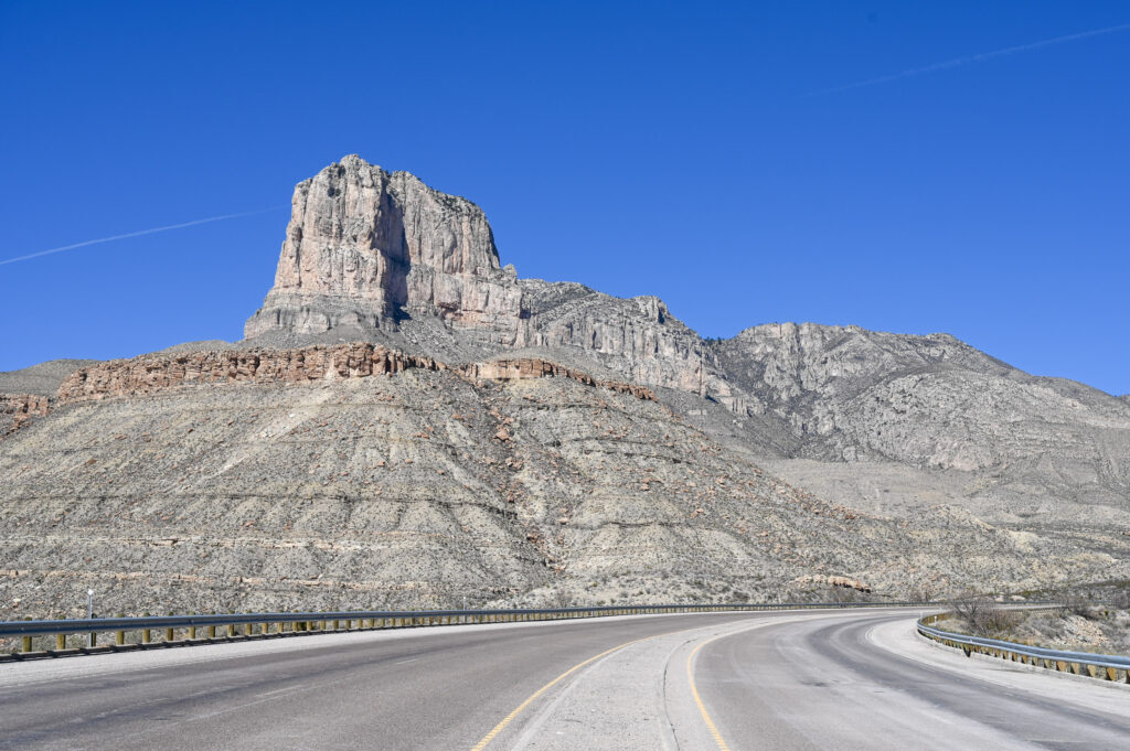Guadalupe Mountain National Park