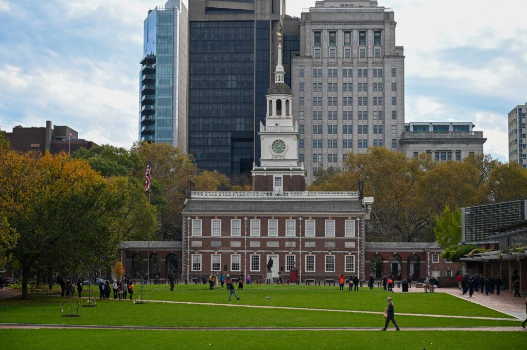 Philadelphia - Independence Hall