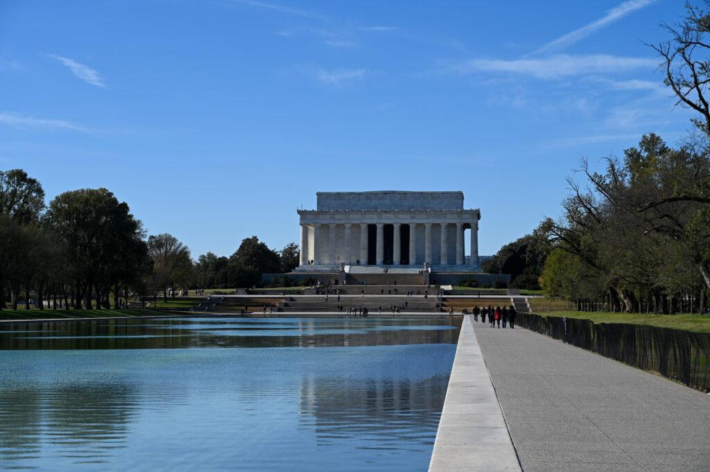 Washington D.C. - Lincoln Memorial