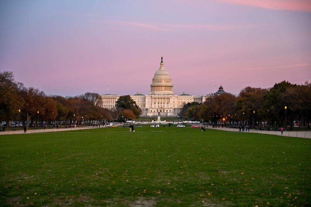 Washington D.C. - United States Capitol