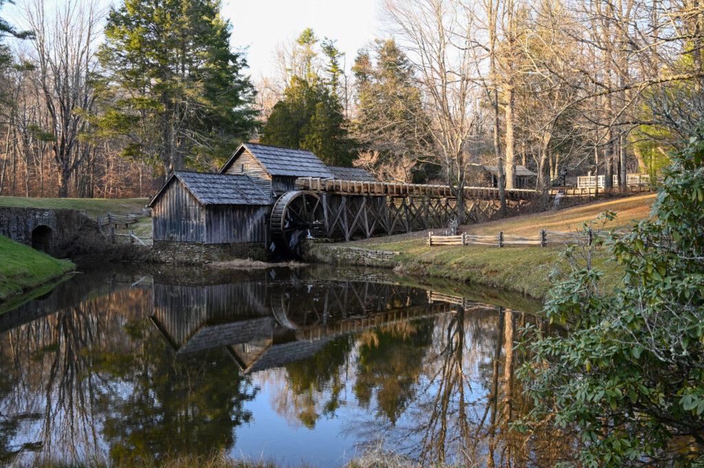 Mabry Mill, Blue Ridge Parkway