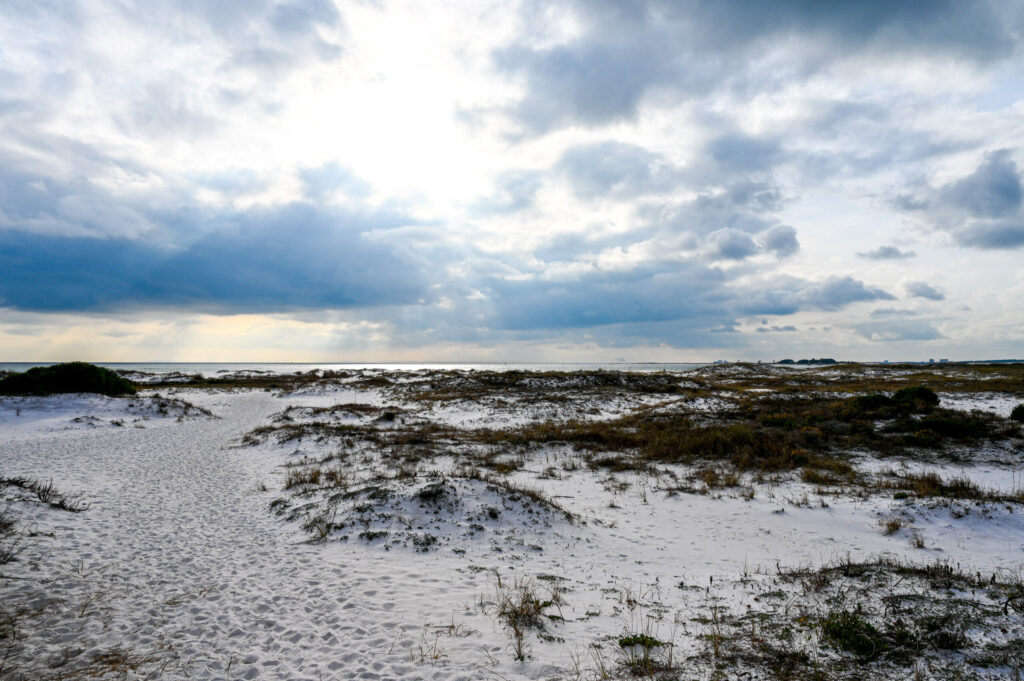 Gulf Islands National Seashore, Fort Pickens
