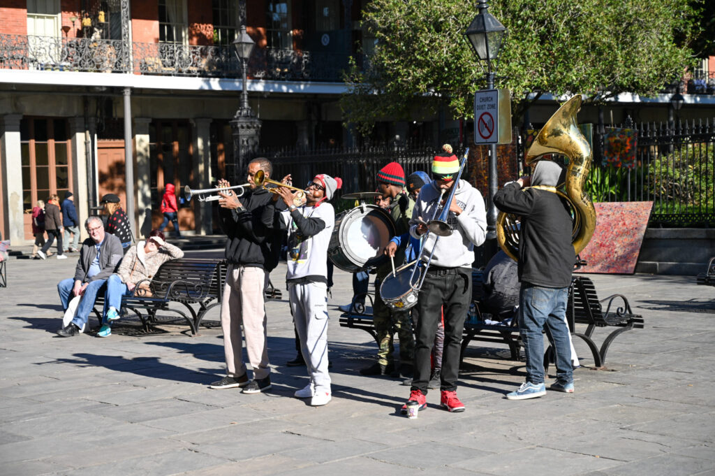 Jazz & Blues in New Orleans