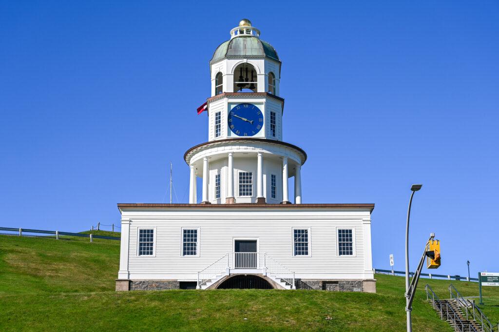 Halifax - Old Town Clock