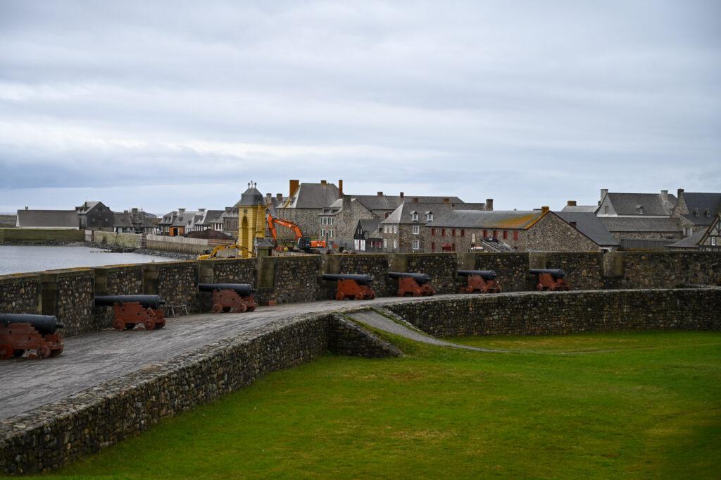 Festung von Louisbourg