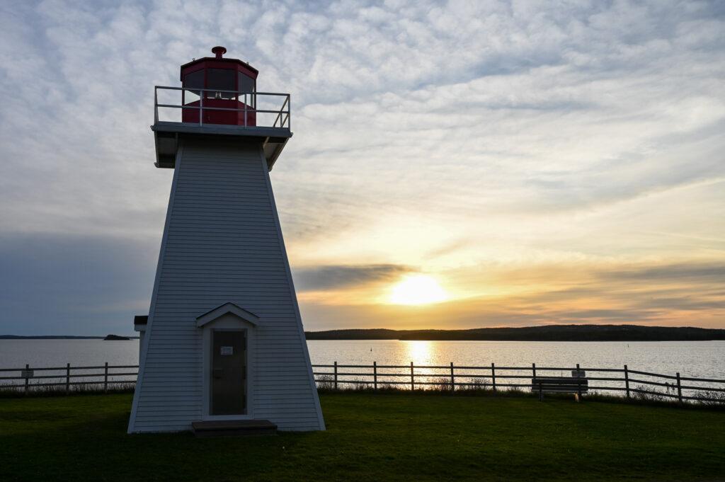 Battery Provincial Park