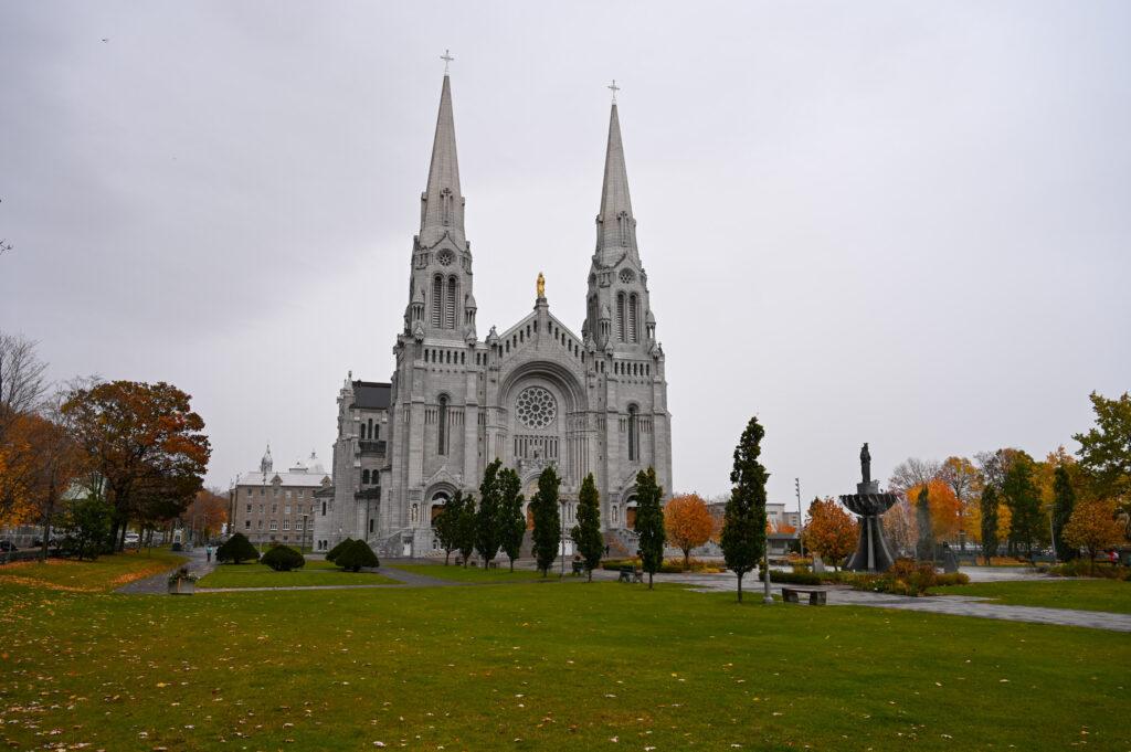 Basilika von Sainte-Anne-de-Beaupré