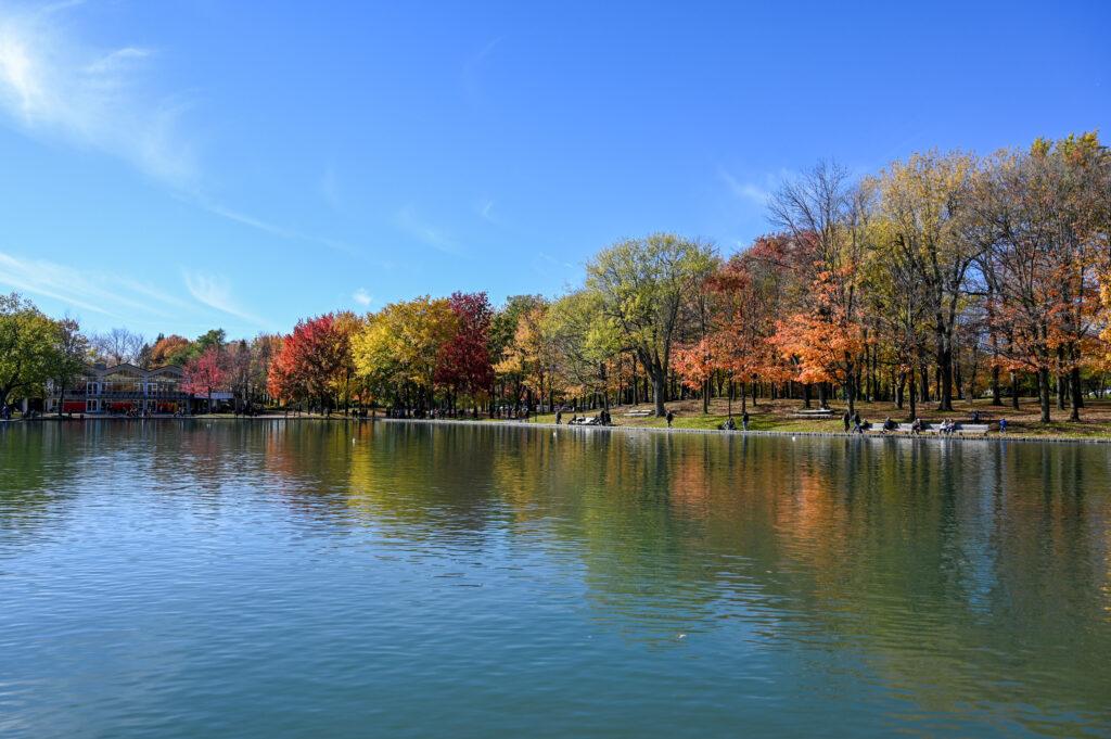 Montreal - Park Mont Royal