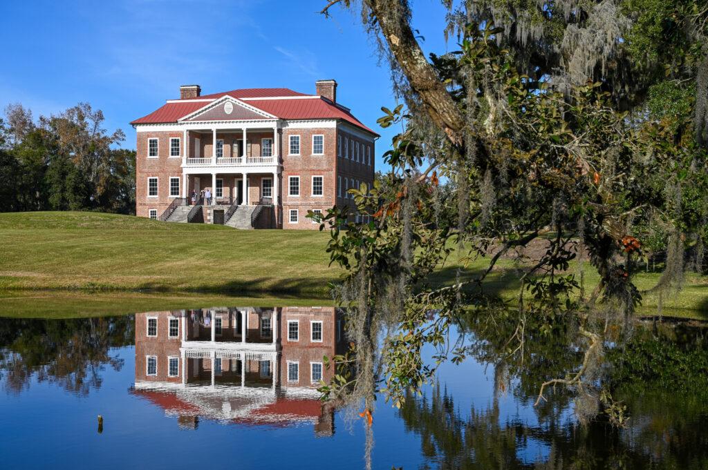 Drayton Hall Plantation, Charleston, South Carolina